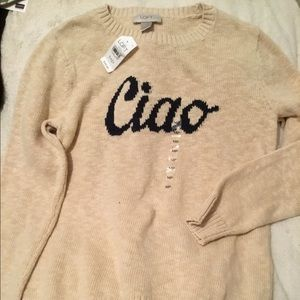 Ciao Sweater